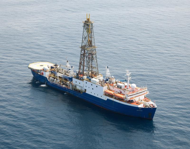 Siem Offshore Photobank Joides Resolution